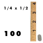 "Bor8Rods (Impel Borate) 1/4""x1/2"" (100 rods)"