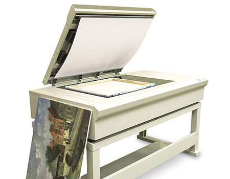 "Kurabo K-IS-A1FW Flatbed Scanner (24""x36"")"
